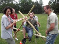 Teambuilding Outdoor